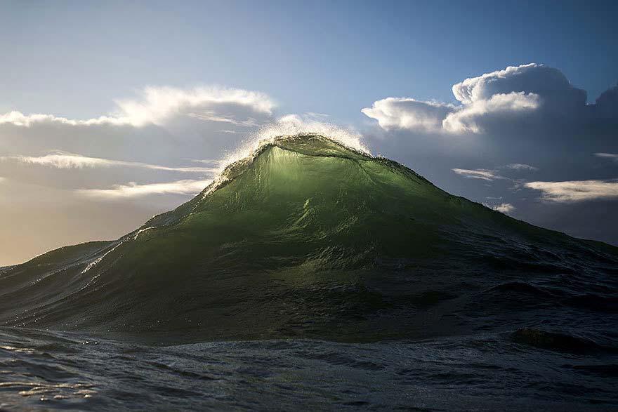 Es el mejor fotógrafo del agua del mundo y acaba de lanzar estas ASOMBROSAS fotos