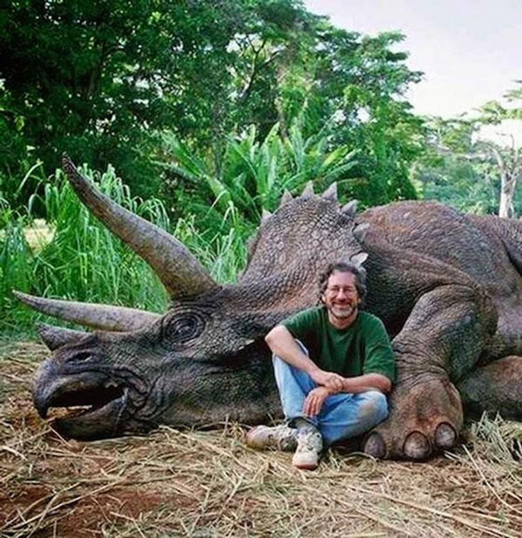 Esta foto hizo enfurecer a muchos amantes de los animales, pero al final fue todo muy divertido
