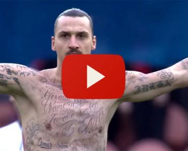 Este Futbolista Se Ha Tatuado 50 Nombres En Su Cuerpo... Pero Te Pondrás Triste Cuando Sepas La Razón