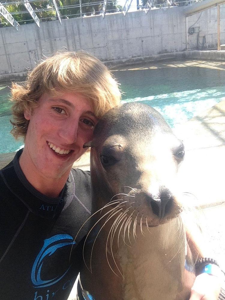 32 animales que NO aprueban tu adicción por las selfies