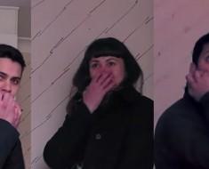 Esta broma de una Casa embrujada ATERRORIZÓ a cuatro agentes inmobiliarios de Londres