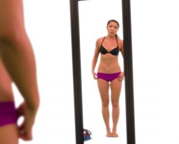 Blogger rompe el mito del 'cuerpo perfecto' con este impactante video