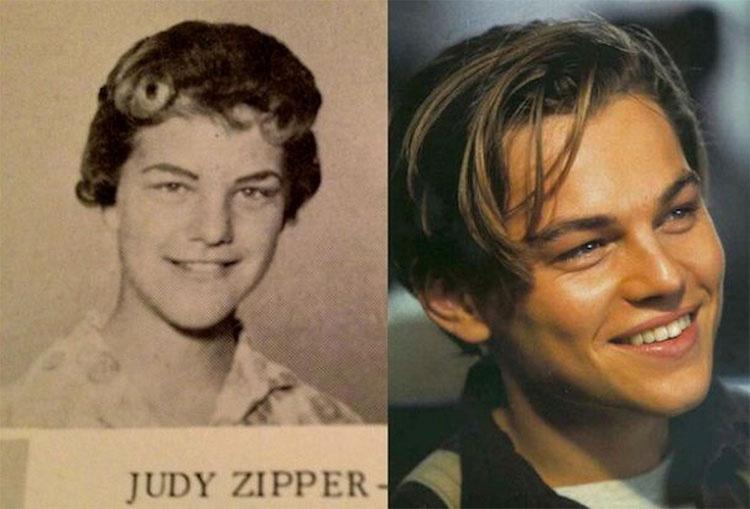 28 fotos históricas extrañas que PRUEBAN que algunas celebridades de hoy han viajado en el tiempo