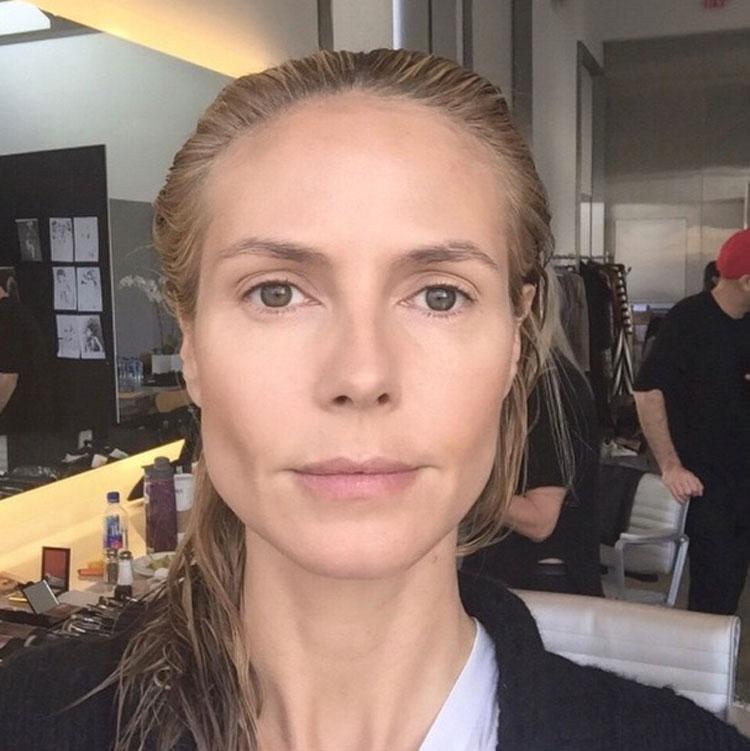 ¿QUIÉN ES esta mujer famosa que se se muestra sin maquillar ni peinar?