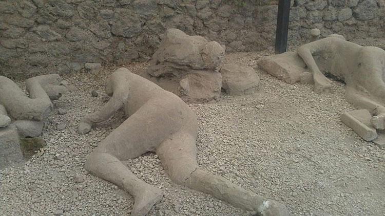 El Jardín de los fugitivos, los últimos momentos de Pompeya