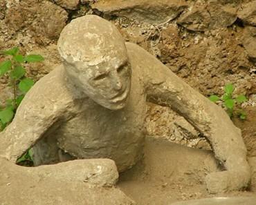 El Jardín de los fugitivos, DESCUBRE los últimos momentos de Pompeya 1