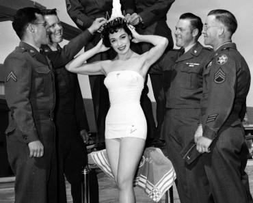 Miss Bomba atómica de 1955
