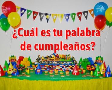 ¿Cuál es tu palabra de cumpleaños? Descubre qué palabra nació el año de tu nacimiento
