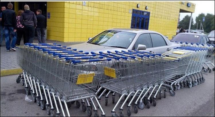 20 personas que aprendieron de una forma dura que tienen que dejar el parking. ATENCIÓN a la última venganza 1