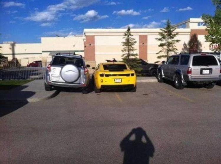 20 personas que aprendieron de una forma dura que tienen que dejar el parking. ATENCIÓN a la última venganza 10
