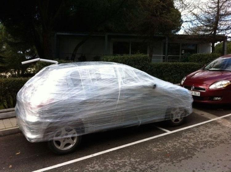 20 personas que aprendieron de una forma dura que tienen que dejar el parking. ATENCIÓN a la última venganza 5