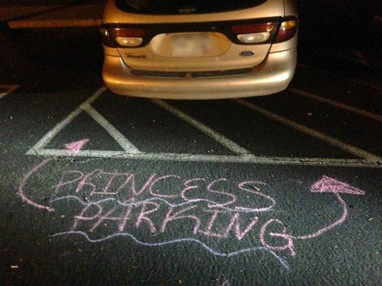 20 personas que aprendieron de una forma dura que tienen que dejar el parking. ATENCIÓN a la última venganza 7