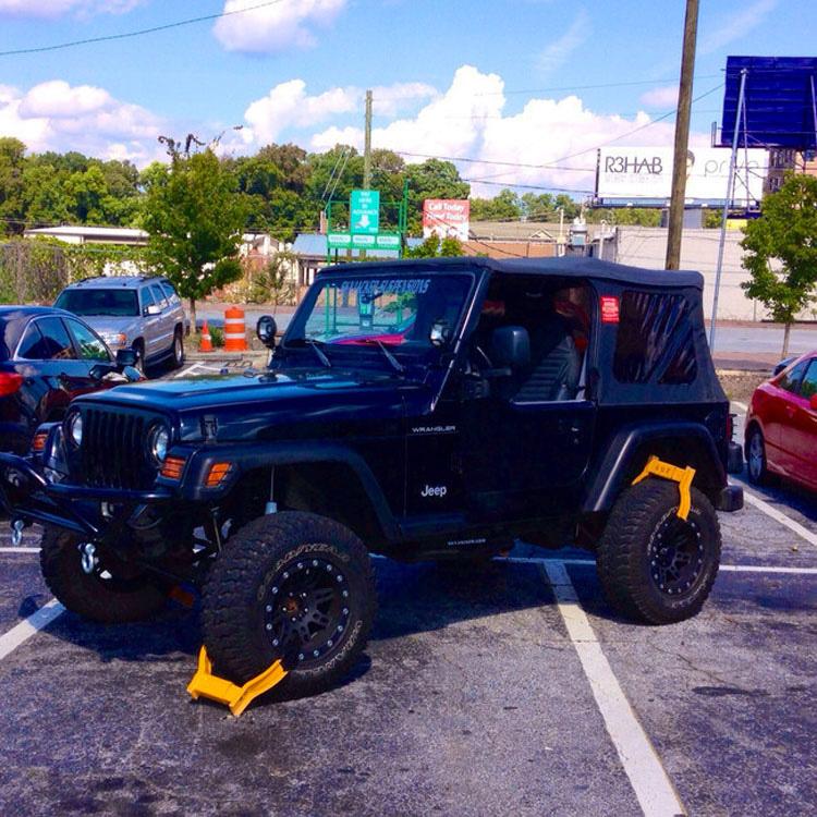 20 personas que aprendieron de una forma dura que tienen que dejar el parking. ATENCIÓN a la última venganza 9