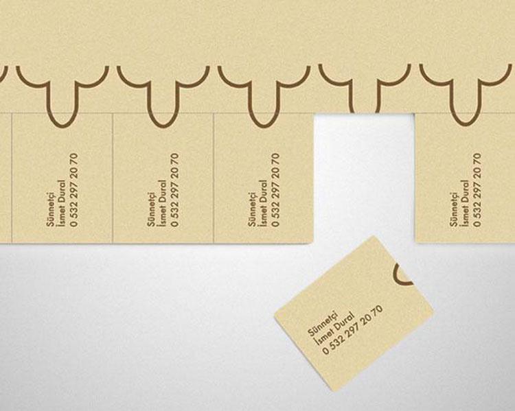 30 tarjetas de visita absolutamente geniales. ATENCIÓN a la #8