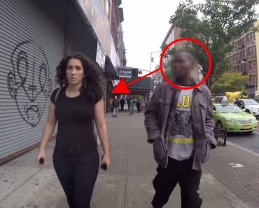 Vídeo que muestra el acoso de las mujeres en Nueva York se hace viral