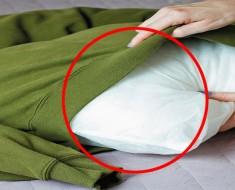 Pone una almohada dentro de una sudadera vieja. ¿El resultado final? ¡Algo GENIAL!