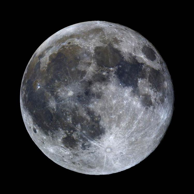 Un aficionado sorprende al mundo haciendo la mejor fotografía de la luna JAMÁS HECHA. ¡INCREÍBLE!