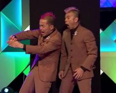 Déjate SORPRENDER por este ASOMBROSO dúo japonés. ¡Sensacionales!