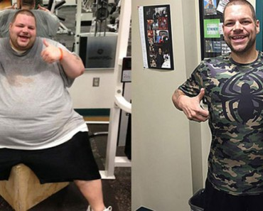 Taylor Swift es la INESPERADA razón por la que este hombre perdió 180 kilos de peso