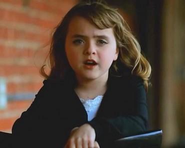 Esta pequeña de sólo 10 años sorprende al mundo con su IMPRESIONANTE voz