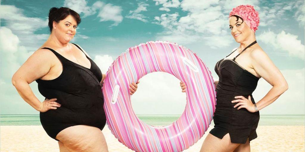 Esta mujer captura su INCREÍBLE pérdida de peso de un modo..
