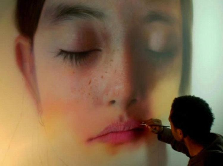 20 imágenes que NO SON FOTOS, son pinturas. Algunas de ellas te dejarán con la boca abierta
