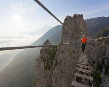 23 de los puentes más peligrosos del mundo... El #14 es francamente ATERRADOR 2