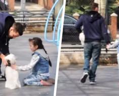 Este impactante experimento social muestra lo fácil que es para un extraño secuestrar un niño... ¡QUÉ MIEDO!