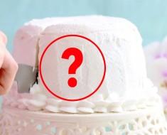Esta tarta blanca no me impresionó, entonces vi lo que estaba en su interior. ¡INCREÍBLE!