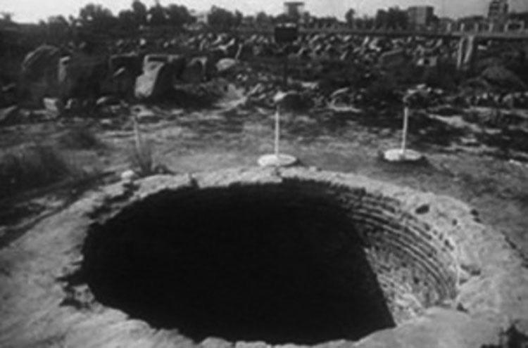 5 agujeros misteriosos que podrían ser portales que conducen directamente al INFIERNO 2