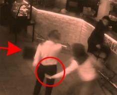 Después de ser ASALTADA en un bar, esta mujer RESPONDE de esta forma a su agresor