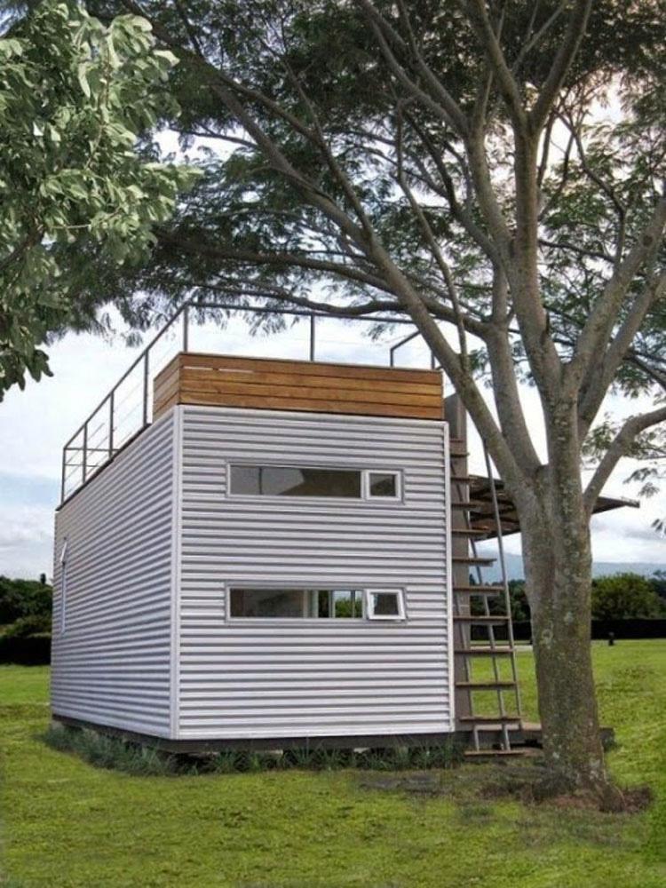 ¡Tiene sólo 15 metros cuadrados pero su interior es ALUCINANTE!