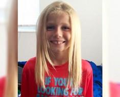 Este niño de 8 años ignoró acosos y dejó crecer su pelo por una razón INCREÍBLE