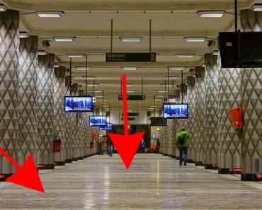 El ASOMBROSO secreto de la estación Politehnica del metro de Bucarest