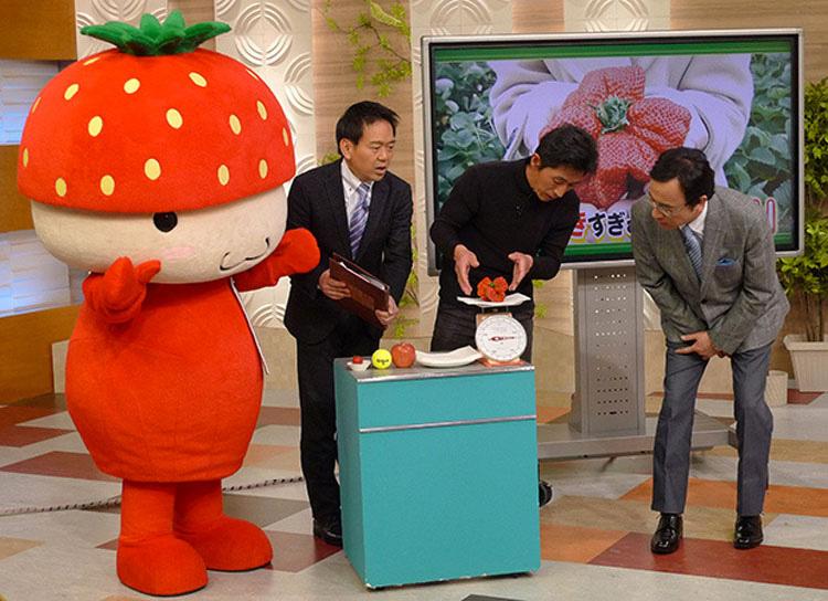 Un granjero japonés encuentra ésta fresa mutante que es la MÁS PESADA jamás encontrada 2