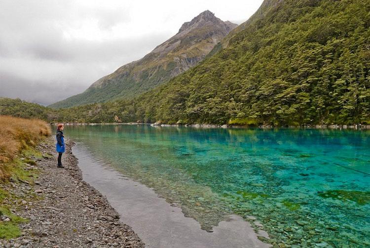 Este lago es el ÚNICO de su tipo en todo el mundo. Es difícil de creer que sea REAL 2