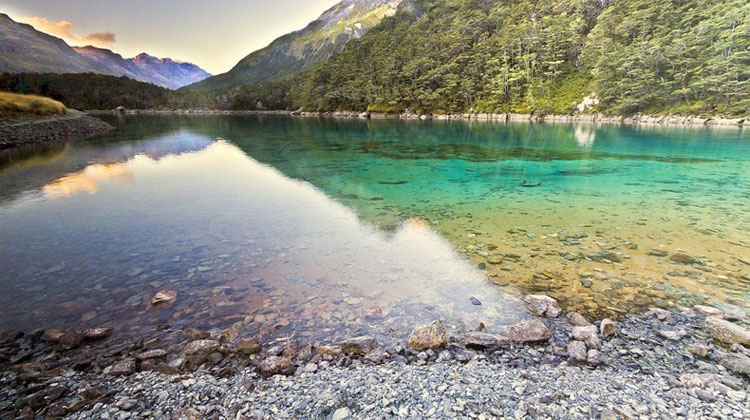 Este lago es el ÚNICO de su tipo en todo el mundo. Es difícil de creer que sea REAL 4