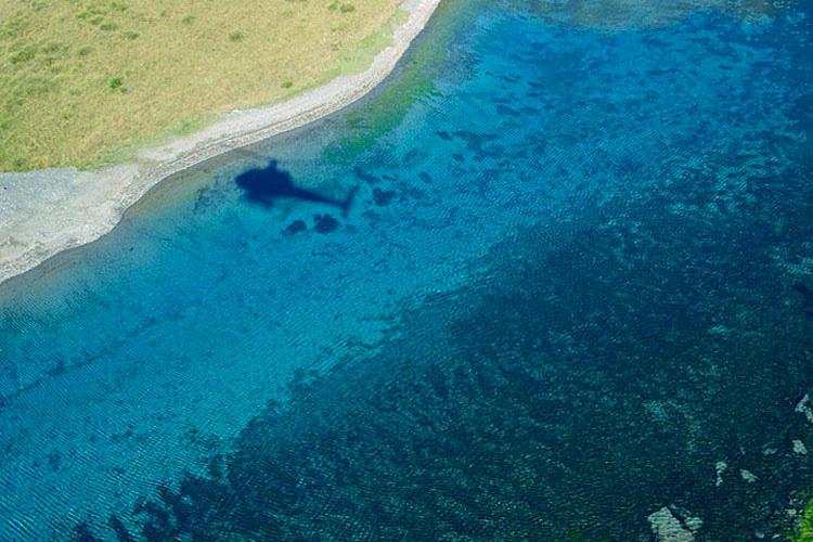 Este lago es el ÚNICO de su tipo en todo el mundo. Es difícil de creer que sea REAL 5