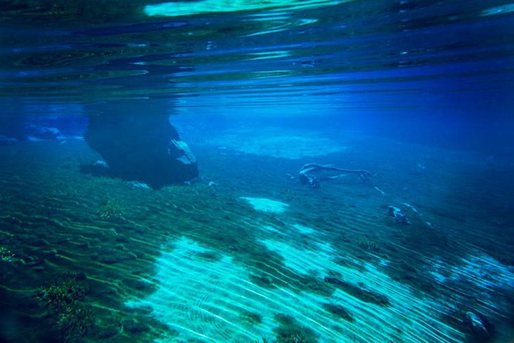 Este lago es el ÚNICO de su tipo en todo el mundo. Es difícil de creer que sea REAL 6
