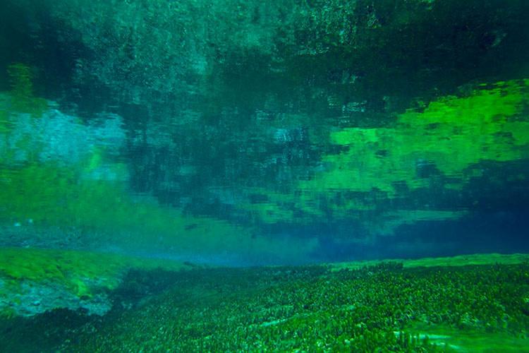 Este lago es el ÚNICO de su tipo en todo el mundo. Es difícil de creer que sea REAL 8