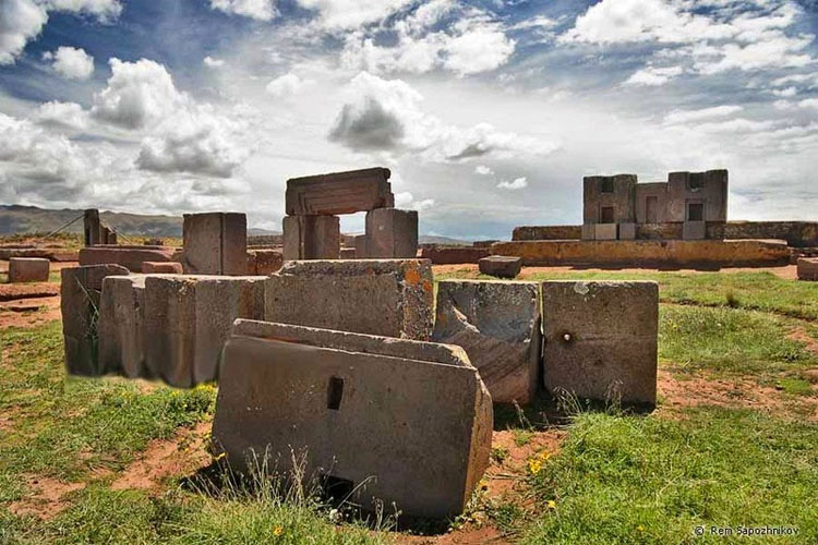 El misterio de la EXTRAORDINARIA precisión de las piedras de Puma Punku