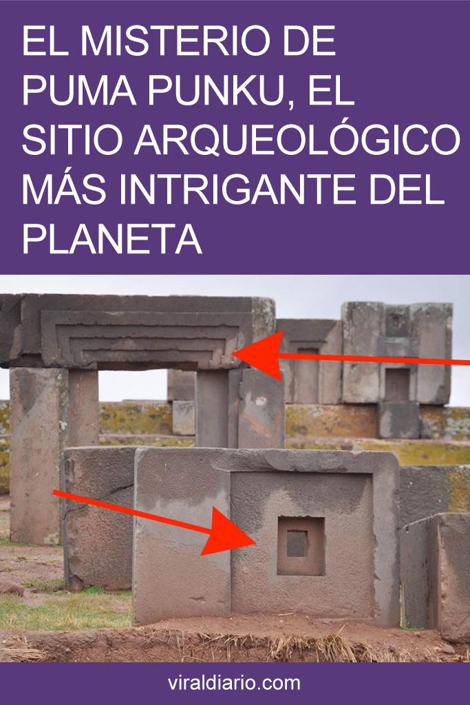 El misterio de Puma Punku, el sitio arqueológico MÁS INTRIGANTE del planeta