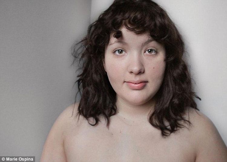 """Esta mujer de """"talla grande"""" pidió a 21 editores de revistas de todo el mundo que la hicieran MÁS BONITA"""