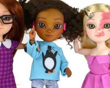 Estas muñecas con DISCAPACIDADES cambiarán la sociedad del futuro. ASÍ SON
