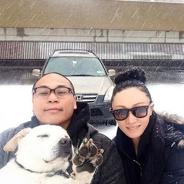 Esta familia realiza una aventura con su perro enfermo en FASE TERMINAL para guardar el mejor recuerdo