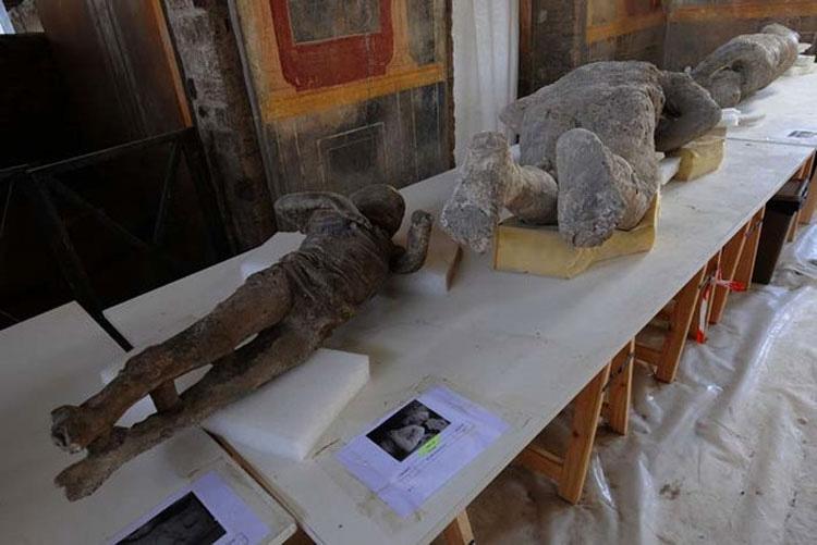 Estos arqueólogos excavaban las míticas ruinas de Pompeya cuando descubrieron algo TRÁGICO