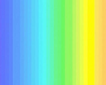 Sólo 1 de cada 4 personas pueden ver todos los colores de esta imagen. ¿CUÁNTOS VES?
