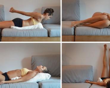 ¿Sufre de insomnio? Estas 7 posturas de Yoga harán que duerma profundamente