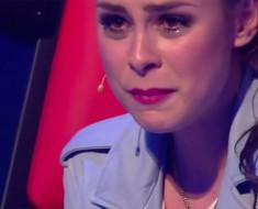 La juez romper a LLORAR cuando ve quién está cantando en el escenario... ¡Increíble!