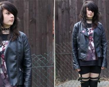 """Chica adolescente expulsada de la escuela porque dicen que su ropa parece """"Bondage"""""""